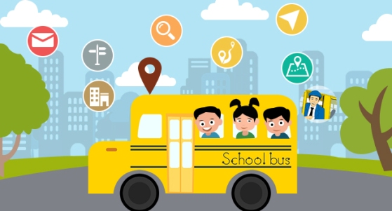 GPS School Bus Tracking